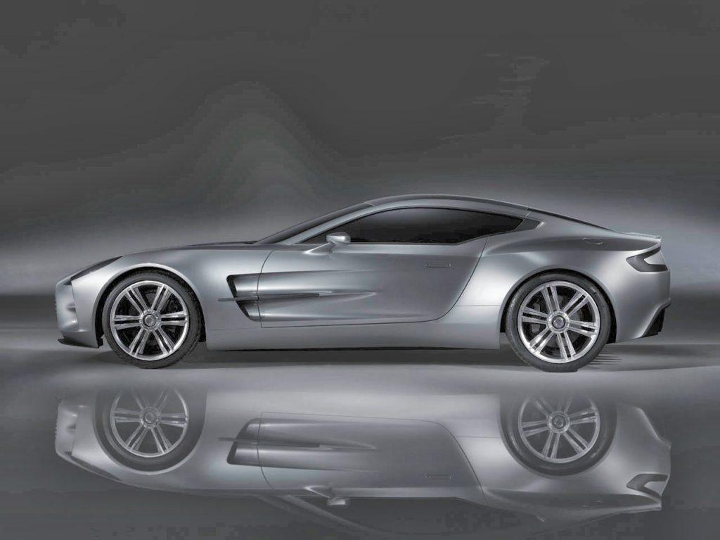 Aston Martin One 77 precio 1,2 millones de euros. Los multimillonarios de Los Emiratos Árabes se reservaron 7 unidades