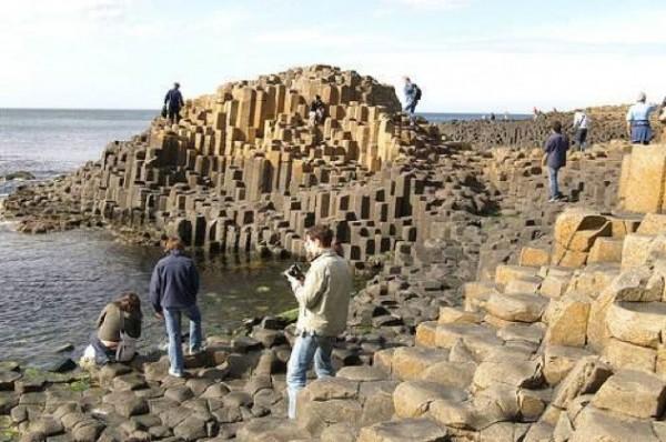 basalto-columnar