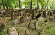 Antiguo cementerio judío Praga