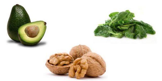 Tres alimentos que ayudan a mantener la memoria
