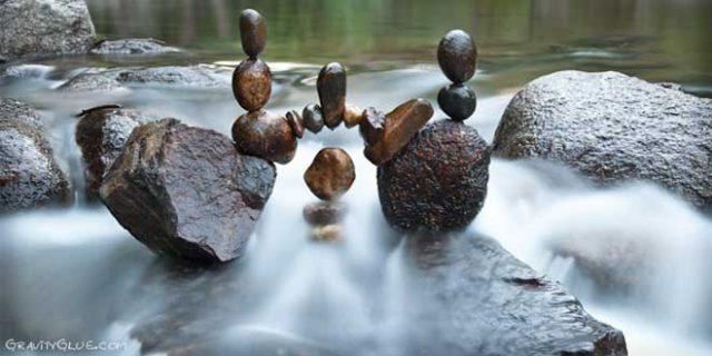 El arte del equilibrio imposible con Michael Grab