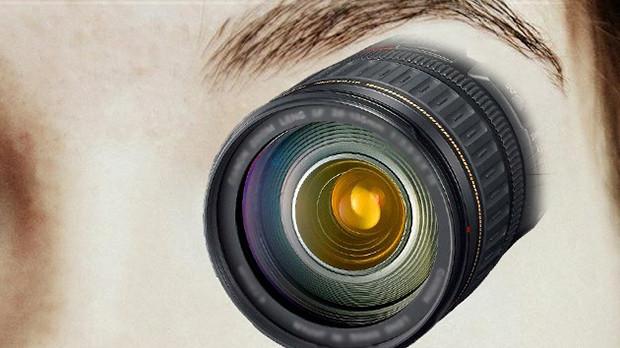 Cuantos megapíxeles tiene el ojo humano
