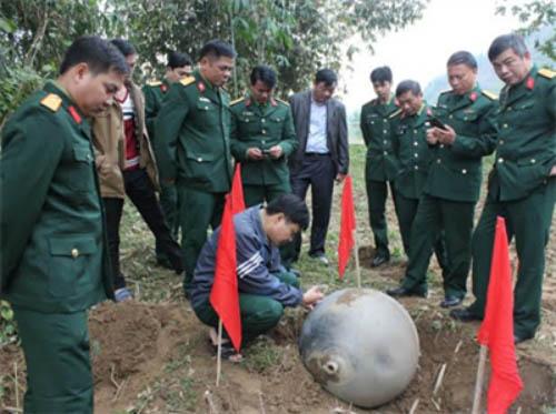 Las misteriosas esferas de Vietnam