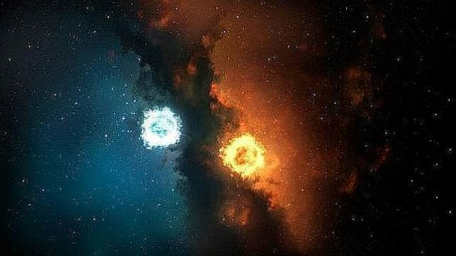 Antimateria, la clave para viajar por el espacio