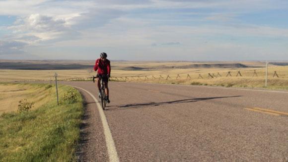 Record guinnes en viaje en bicicleta