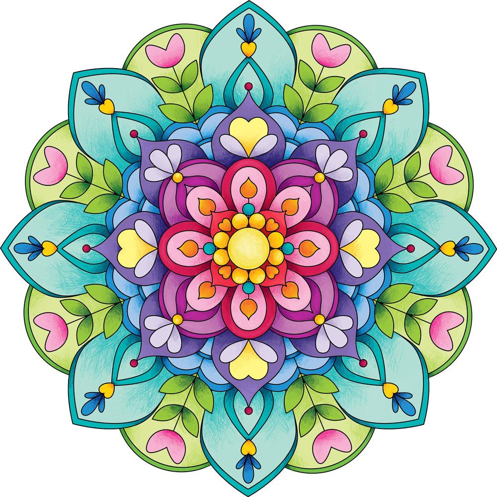Qué Son Los Mándalas Origen Curiosidades Y Mandalas Para Colorear