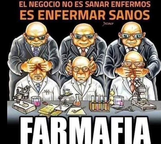 El negocio de las farmaceuticas